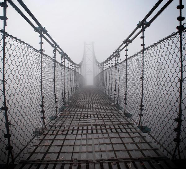 Into nothingness by pramit-dabadi