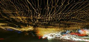 Trailing Lights by pramit-dabadi
