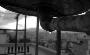 The Leaking pipe by pramit-dabadi