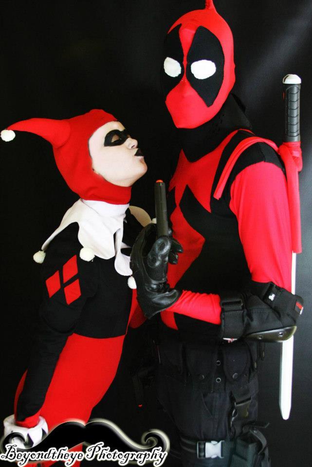 Harley quinn x deadpool by ms kai on deviantart - Deadpool harley quinn notebook ...
