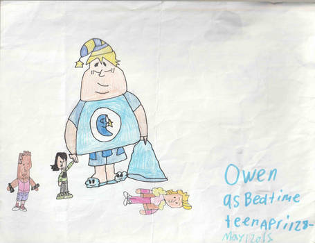 Owen-Bedtime Teen
