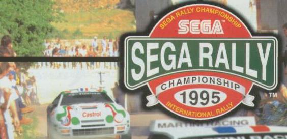 Steam Grid View - SEGA Rally Championship by AnimeSuperFan48