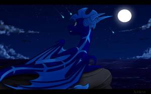 Starry Night Remake by Kelskora