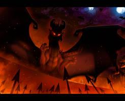 Wrath of Gods by Kelskora