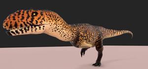 Majungasaurus Render