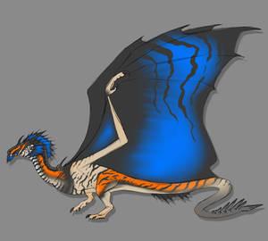 Dragon Adoptable 2   CLOSED