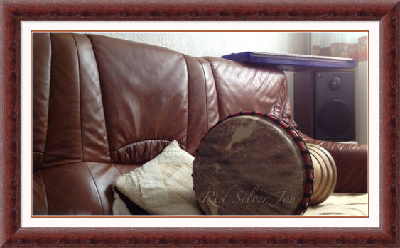 Djembe at home