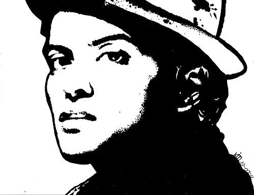 Bruno Mars By Kimmuurt On DeviantArt