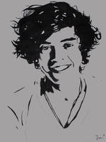 Harry Styles by Kimmuurt
