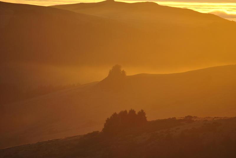 October Ridge. by swampliquor