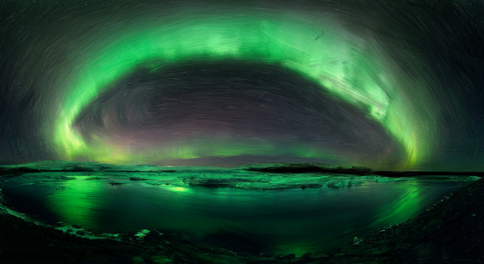 northern lights by briannamason7