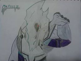 Mr Freeze by briannamason7