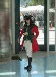 Assassin's Creed 3 Redcoat Cosplay