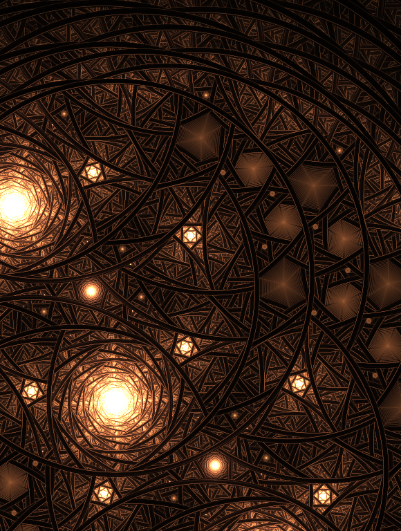 Clockwork Spirals by Esherymack