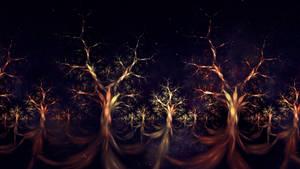 Forest of Fallen Giants by Esherymack