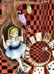 Alice Enters Wonderland
