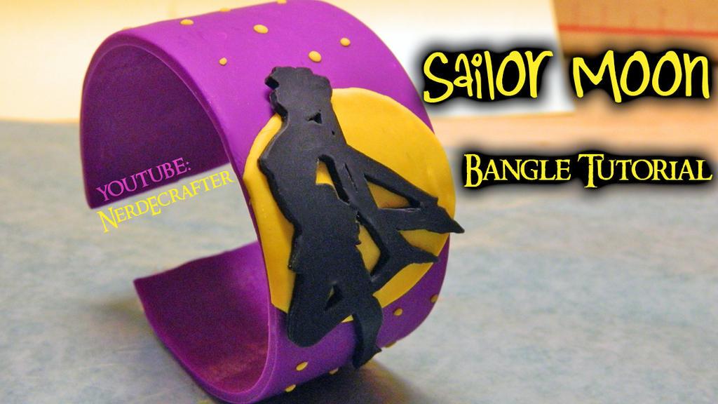 Sailor Moon Bracelet by NerdEcrafter
