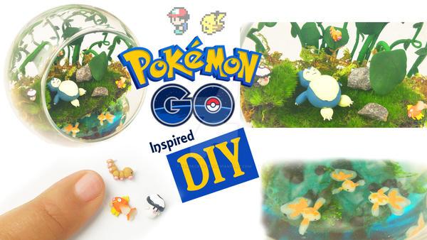 Pokemon Miniature Environment (video) by NerdEcrafter