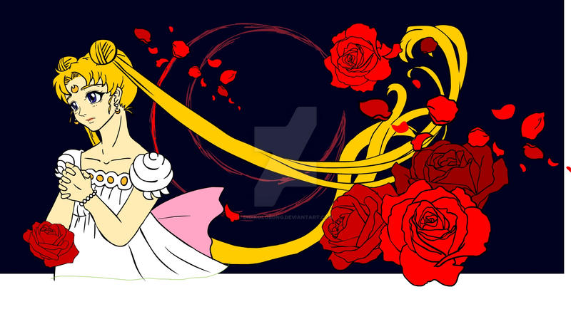 Sailormoon  Progress by digikolobong