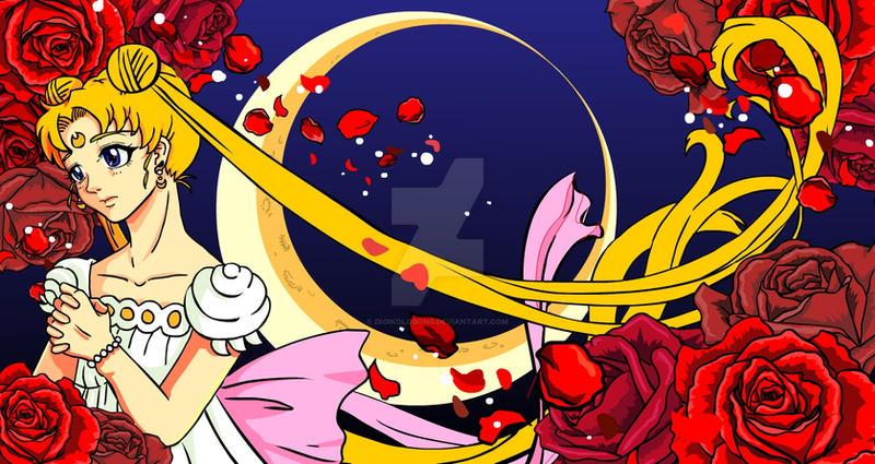 Sailormoon Design Progress2 by digikolobong
