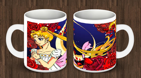 Sailormoon 11oz Mug by digikolobong
