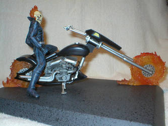 Ghost Rider by OliverBrig