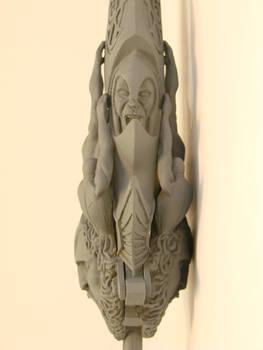 Gods of War detail