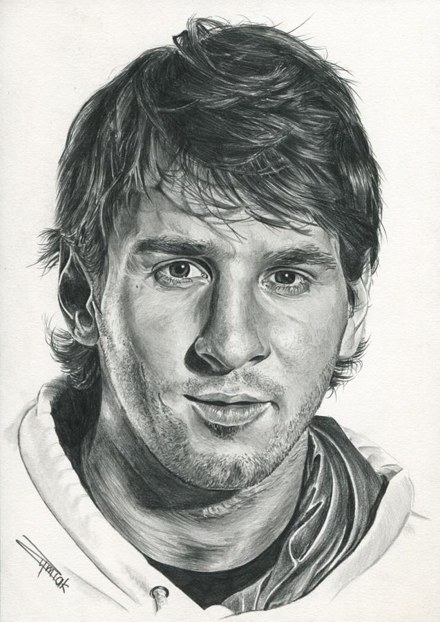 Leo Messi by Wojzym on deviantART
