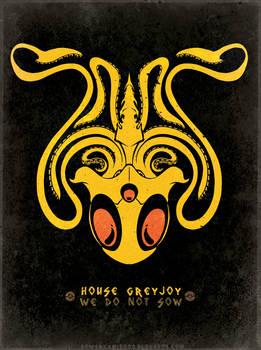 Pokemon / Game of Thrones: Tentacruel / Greyjoy