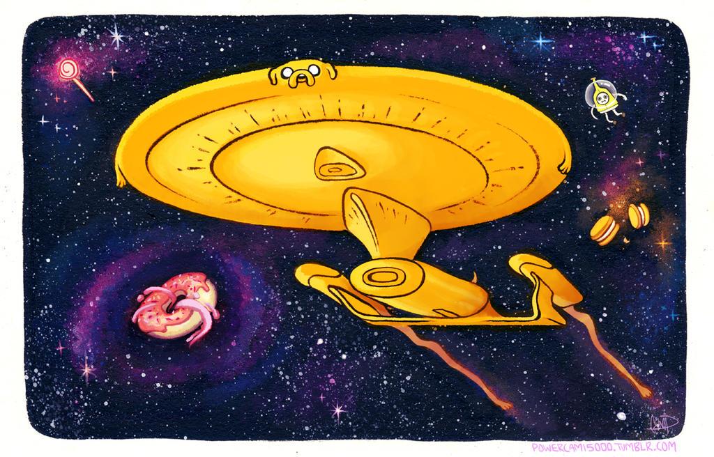 Adventure Trek / Star Time by KaiKoa