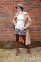 Coat IX - Unashamed by BlooDoveStock