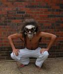 Tribal IX - Fierce by BlooDoveStock