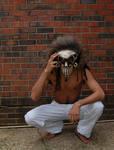 Tribal XIV - Thinker by BlooDoveStock