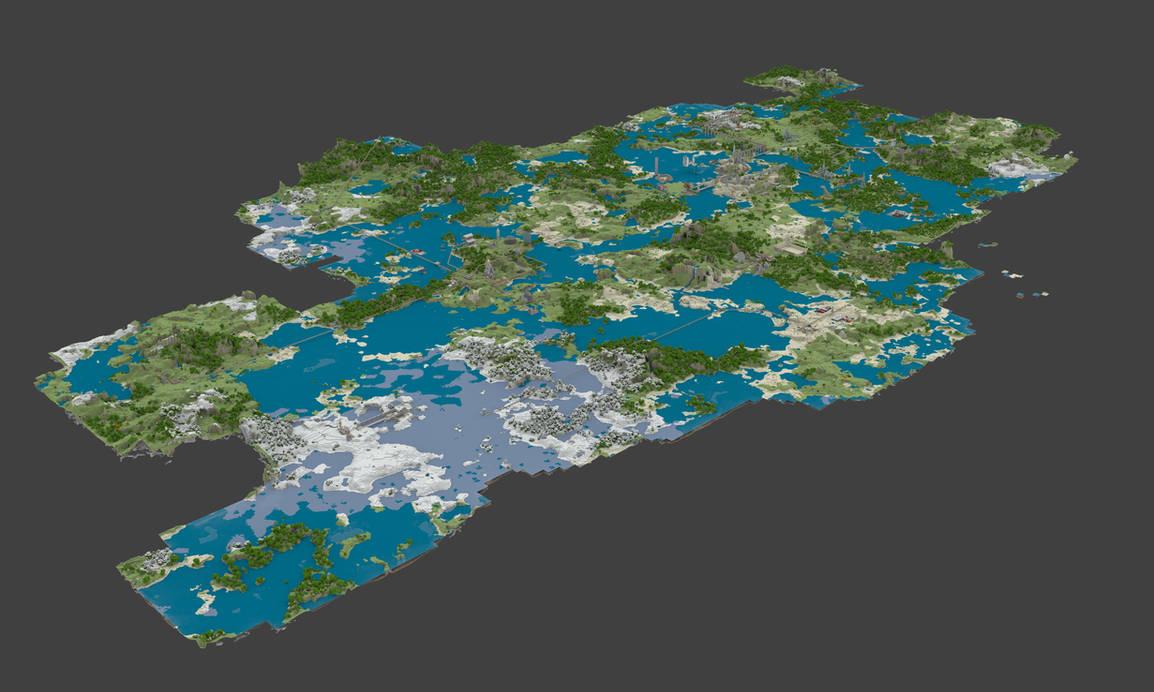 Minecraft Server 1 by pyrohmstr on DeviantArt