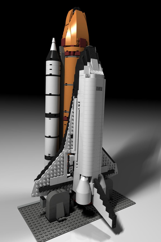 Lego 10231 by pyrohmstr