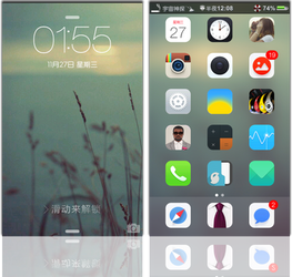 MY*iOS7 by haoaihe