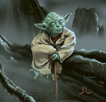 Yoda by thatsmymop