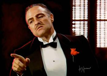 Vito Corleone by thatsmymop