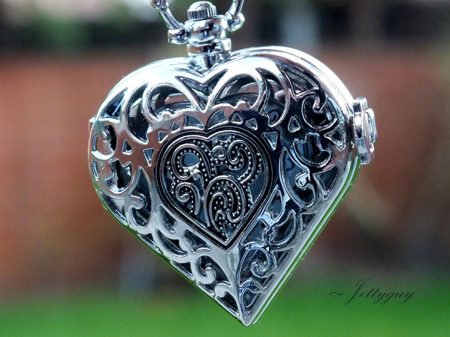 Ticking Heart by jettyguy