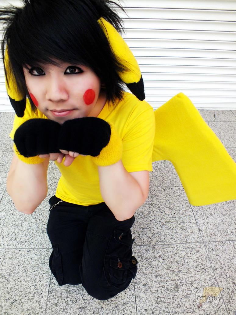 Pikachu by jettyguy