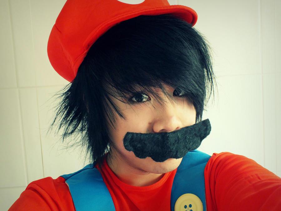 Mario! by jettyguy