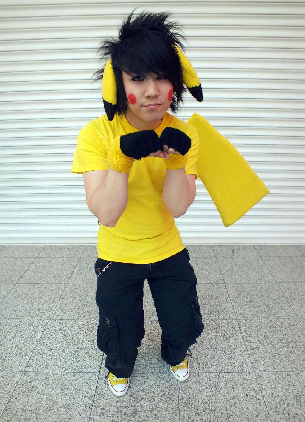 Pokemon Gijinka Cosplay