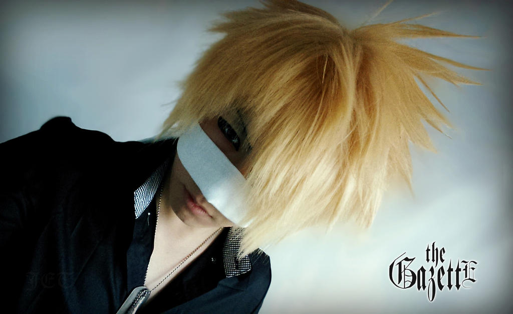 Reita - the GazettE by jettyguy