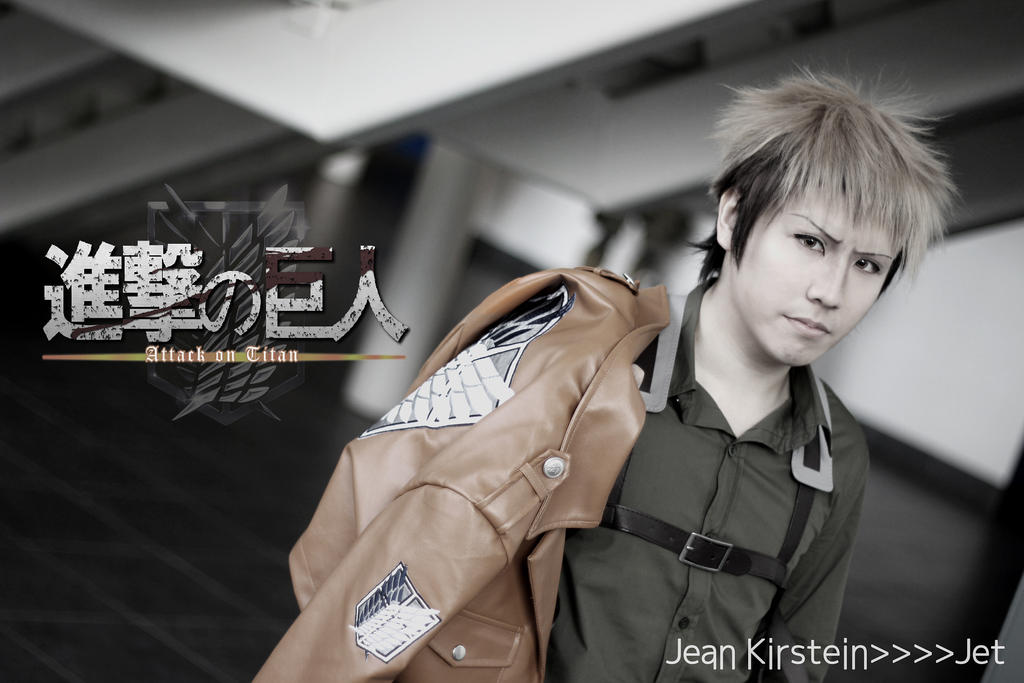 Jean Kirstein Cosplay by jettyguy