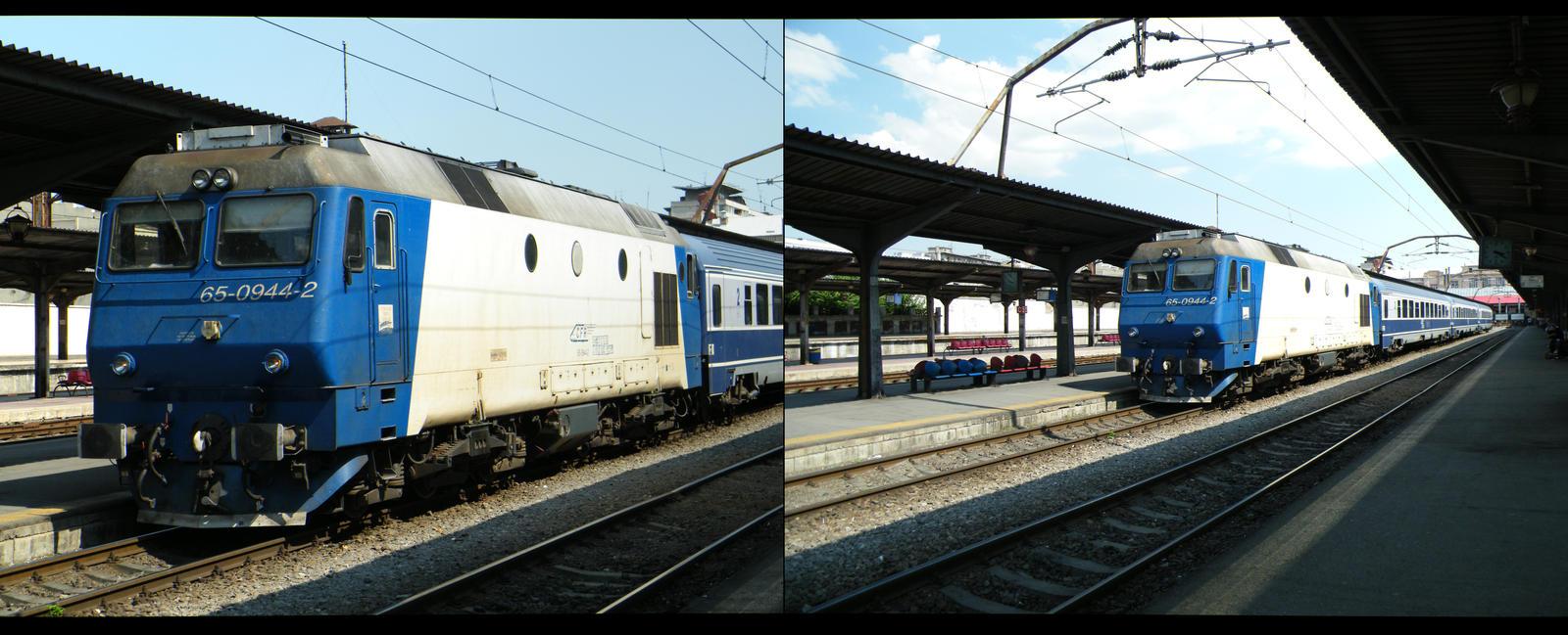 Locomotiva 65 - 0944 -2 by Cipgallery