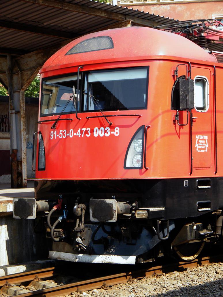 Locomotiva 91-53-0-473 003-8 by Cipgallery