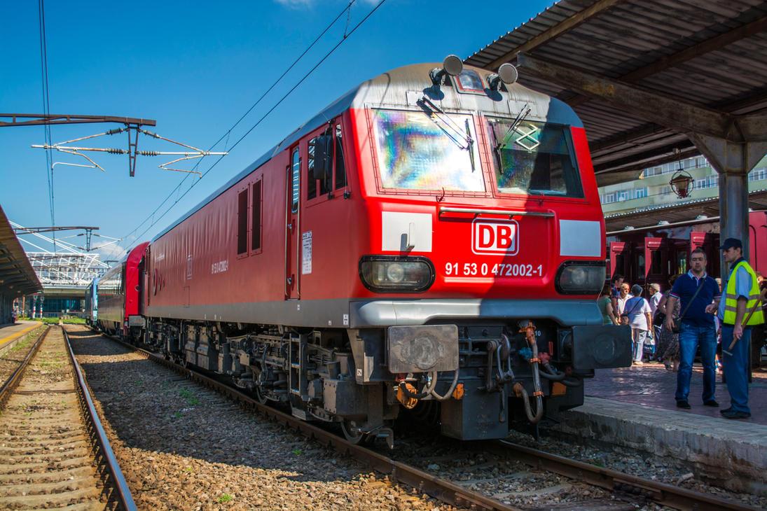 Locomotiva 91 53 0 472002-1 by Cipgallery