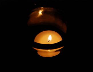 alone in the dark by BlackAngel483