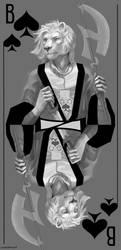 Jack of spades by White-Leonard