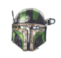 Helmet Badge by SinisterVibe